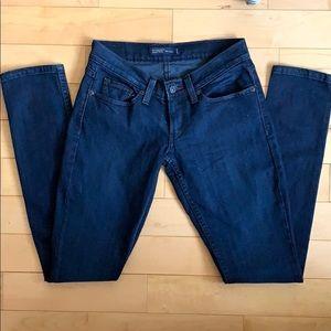 Levi's Superlow skinny jeans